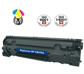 HP toner CB 435A Black