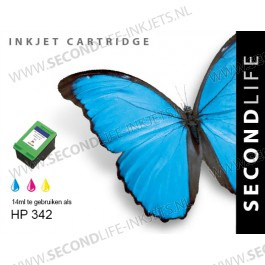 HP 342XL inktcartridge