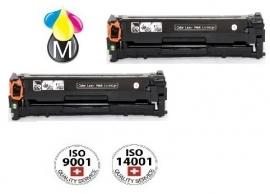 2 x HP toner CE 320A ( 128A ) Black