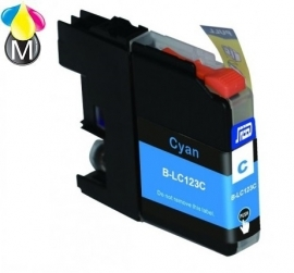 Brother  inktcartridge LC 123C