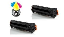 HP CE 410A 2 toners  (HP-305A )