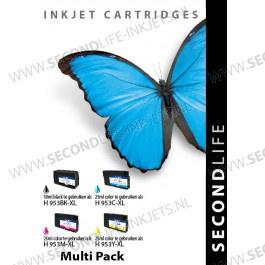 Multipack HP 953 XL BK C M Y