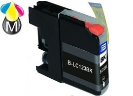 Brother  inktcartridge LC 123BK