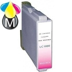 Brother  inktcartridge LC 1000M