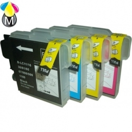 Brother Multipack LC 980BK CMY