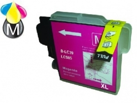 Brother  inktcartridge LC 985 Magenta