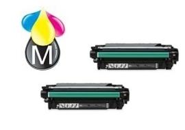 HP CE250A 2 toners ( 504X ) black