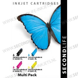 2 X Multipack HP 364XL