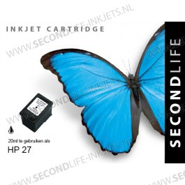 HP 27XL inktcartridge