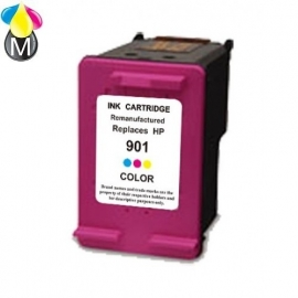 HP 901C XL inktcartridge