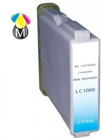 Brother  inktcartridge LC 1000C
