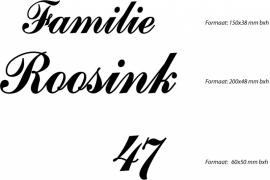 Familie Roosink 47