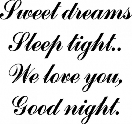 Sweet dreams 123_028