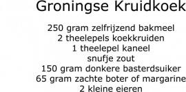 Groningse kruidkoek Recept 123_061