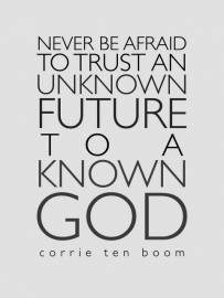 Never be AFRAID - 123_344