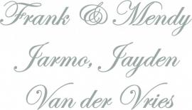Fam. v/d Vries