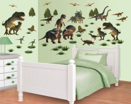 Dinosaurus Room Decor Kit