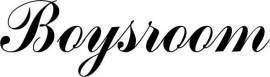 Boysroom Deursticker 123_000