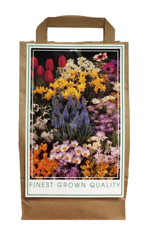 Garden collection paperbag