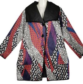 PONT NEUF Aparte jas met grote kraag 48-50