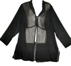 VERPASS Mooie luxe voile blouse 48