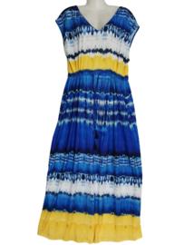OCTOBER WOMAN Lange stretch jurk 44