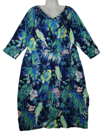 YESTA Leuke stretch jurk 50