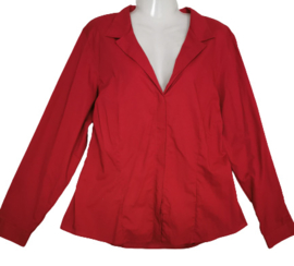 GAIA LIFE Mooie stretch blouse 46