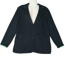 YESTA Trendy stretch tricot jasje 48-50