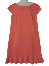 MAXIMA Mooie luxe stretch jurk 50