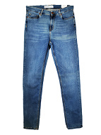 BLUE FROG Trendy stretch jeans 44