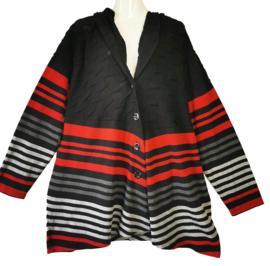 SEE YOU Trendy gebreid vest 44-46