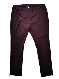 VIA APPIA Trendy stretch velvet tregging 54