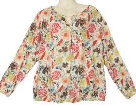OPEN END Leuke viscose blouse 44