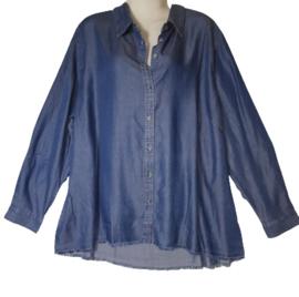 YESTA Trendy lyocel jeans blouse 54