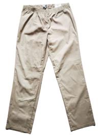 ZHENZI Super stretch broek 44-46 (zand)