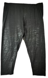 X-TWO Trendy zwarte legging 50-52