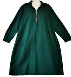 YESTA Trendy wijde stretch jurk 50