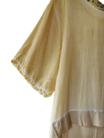 MK MODE Heerlijke luchtige viscose jurk 48-52