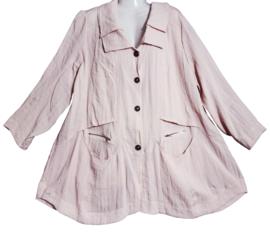 JMP Aparte wijde jas/blouse 50-52