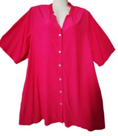 CHALOU Mooie crepe viscose  blouse 46