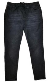X-TWO Aparte stretch jeans met elastische taille   50