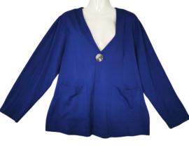 STUDIO Leuk stretch tricot vest 46-48