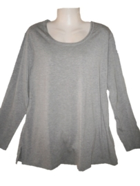 VIA APPIA Mooi stretch basic shirt 44