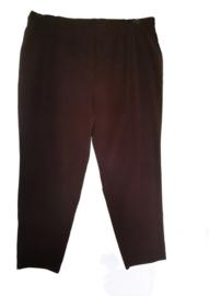 SETTER LADY Mooie bruine stretch pantalon 54