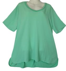 FRAPP Aparte oversized blouse 50