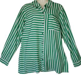 ZHENZI Trendy viscose blouse 44