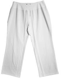 X-TWO Prachtige witte stretch broek 56-58