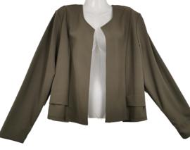 OPHILIA Trendy tricot stretch vestje 54-56