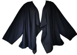 APRICO Mooi stretch vestje met voile 56